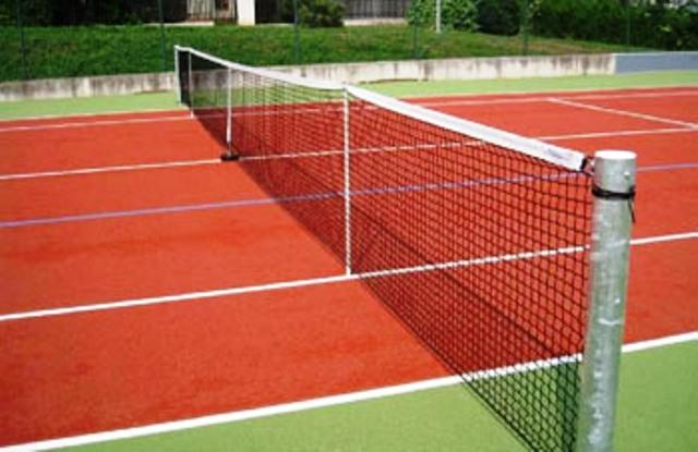 Vybavení sportovišť pro tenis Zlín