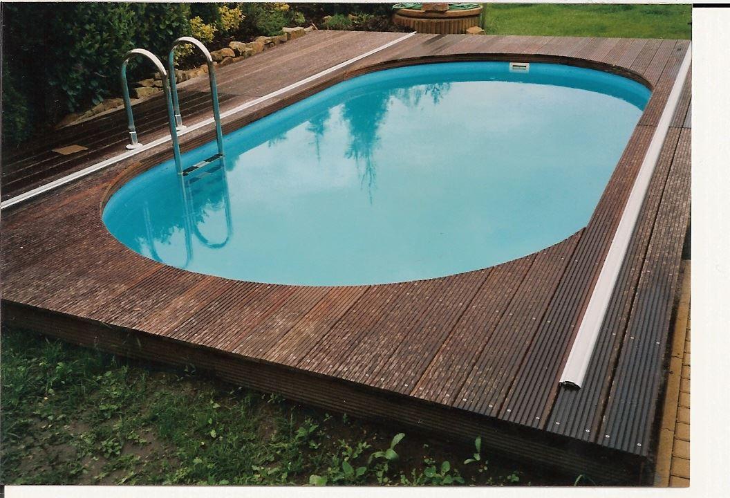 Plastový bazén za skvělou cenu s kompletní izolací zdarma, Praha