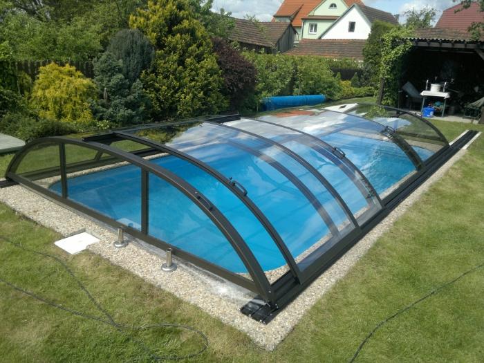 Plastový bazén + izolace zdarma, Praha