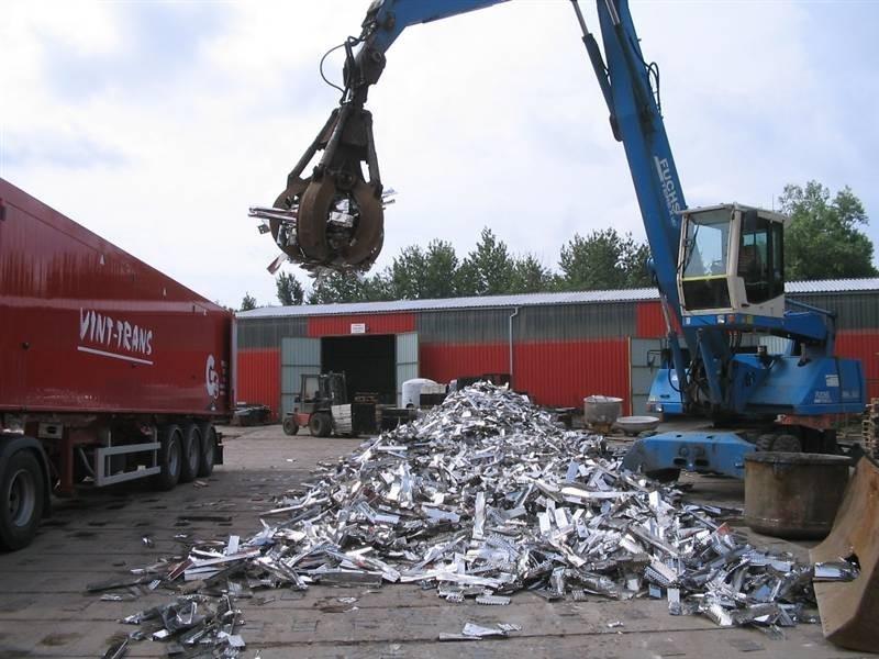Zpracování kovového odpadu kovošrot Pardubice