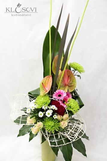 Květinářství, zahradnictví, rozvoz květin Nový Jičín