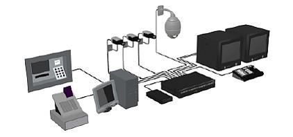 Prodej montáž servis telefonních ústředen Lázně Bohdaneč