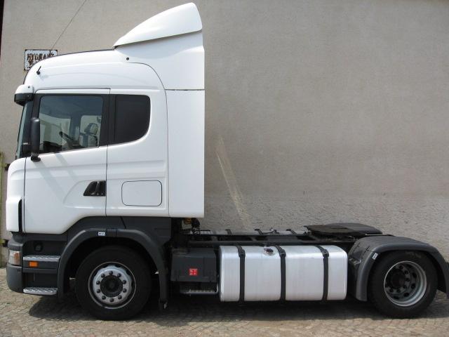 Prodej servis vozidel Scania Mnichovo Hradiště