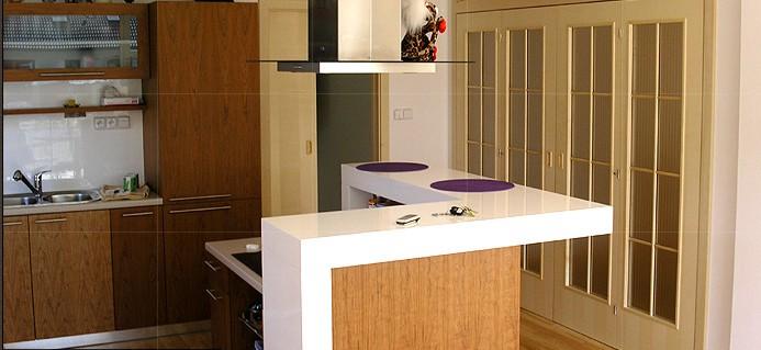 Kuchyně, dveře, podlahy Ostrava