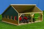Kids Globe Farming stavebnice Židlochovice