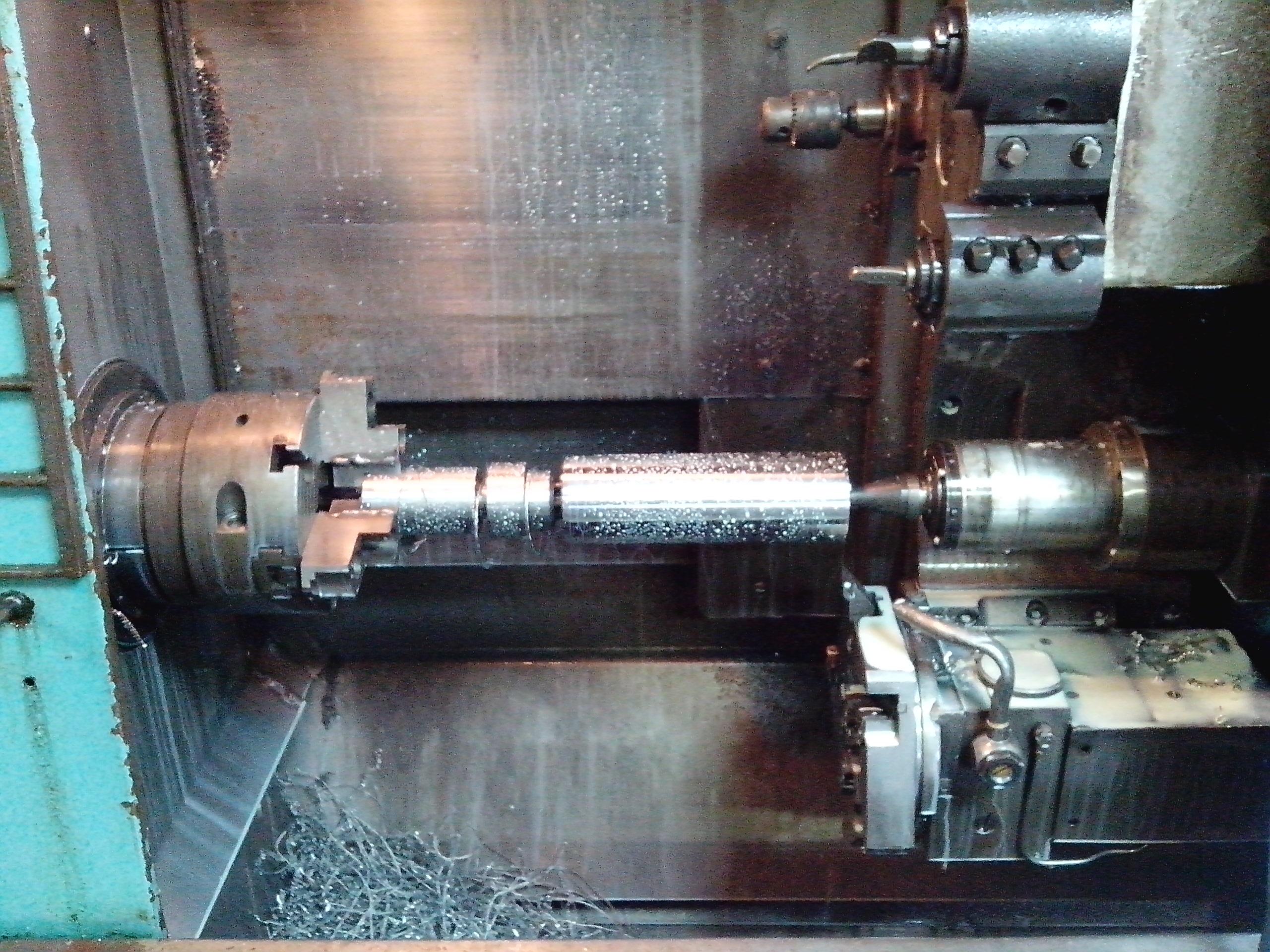Třískové, přesné CNC obrábění kovů, broušení kovů