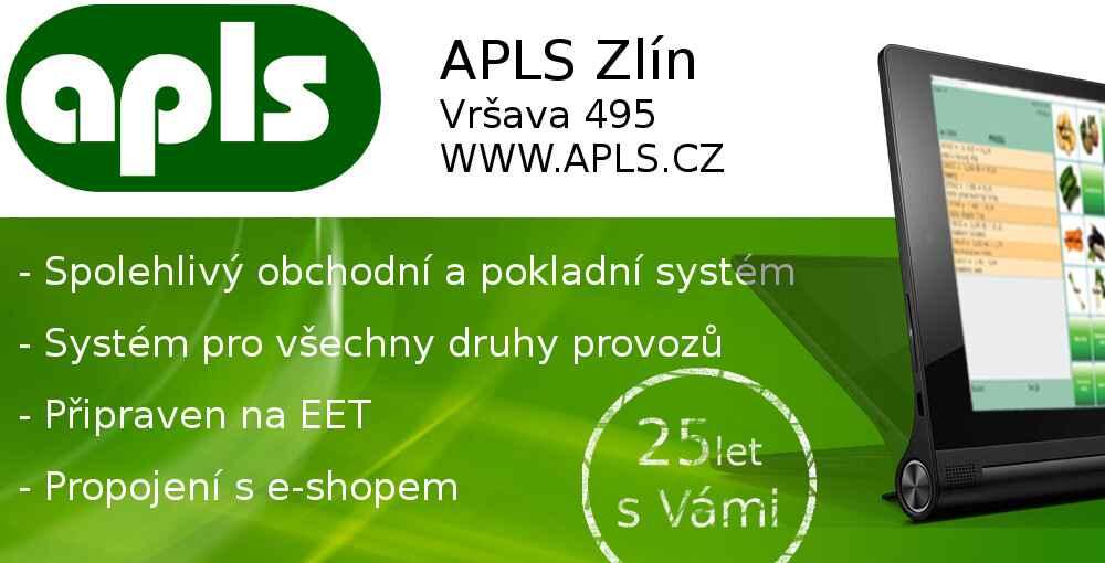 Spolehlivý pokladní systém pro EET WinApls a7-pro všechny druhy provozů, na propojení s eshopem