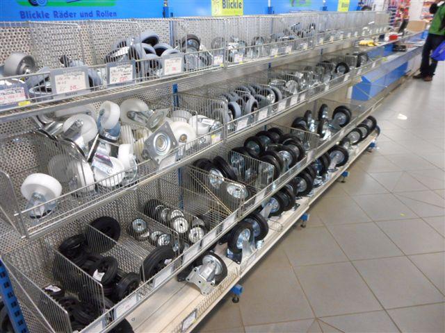 Specializovaný velkoobchod se železářstvím - nejširší výběr spojovacího materiálu, nářadí a nástrojů