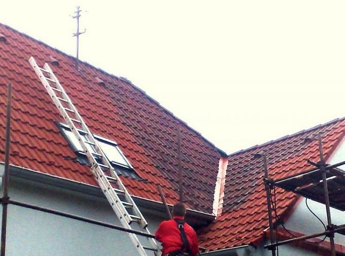Odstranění špíny, plísně, mechu z fasády, omítek, ze střech-čištění chemickými prostředky