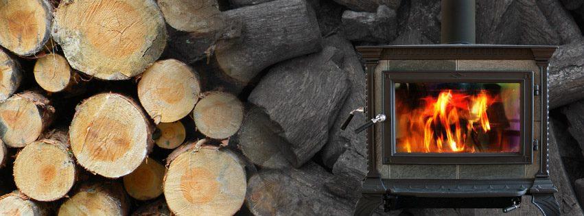 Hnědé, černé uhlí a palivové dříví s dopravou až domů - prodej