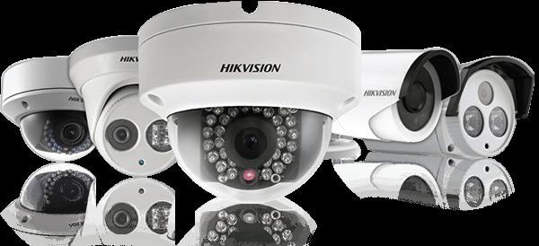 Venkovní i vnitřní kamerové systémy Hikvision pro ochranu majetku - instalace, servis