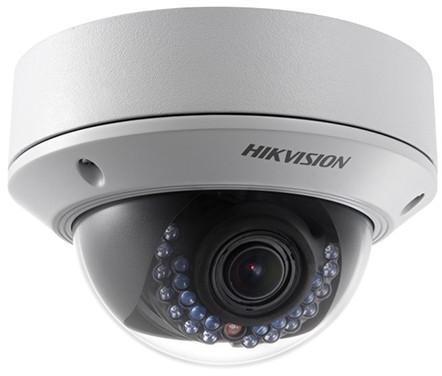 Venkovní kamerové systémy Hikvision - instalace, servis