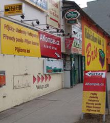 Rychlá půjčka bez poplatků a bez ručitele Brno