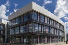Provětrané fasády z desek ALUBOND, z hliníkových panelů a jiných materiálů