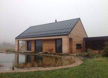Stavba nízkoenergetických bytových domů, rodinné domy na klíč