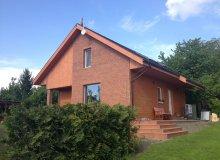 Stavba nízkoenergetických rodinných domů