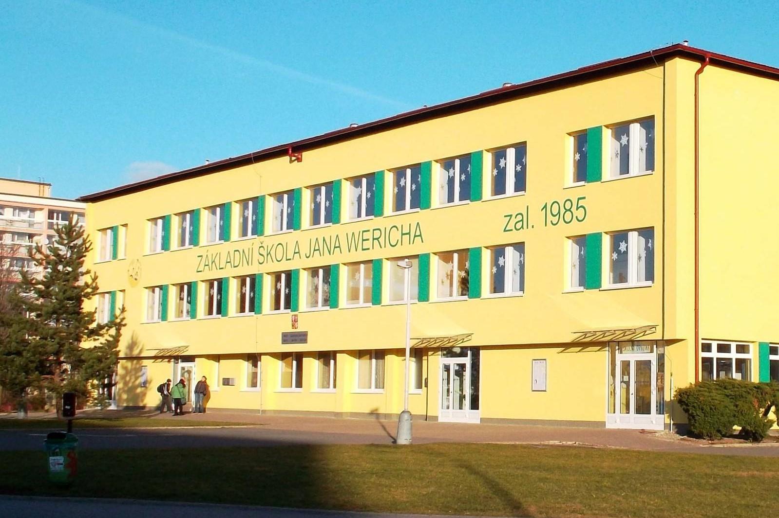 Všestranný a harmonický rozvoj žáka v Základní škole Jana Wericha v Praze