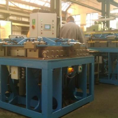 Strojírenská výroba jednoúčelových strojů, zařízení, strojních dílů