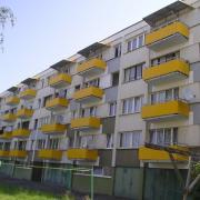 Rekonstrukce panelových domů včetně balkonů a lodžií