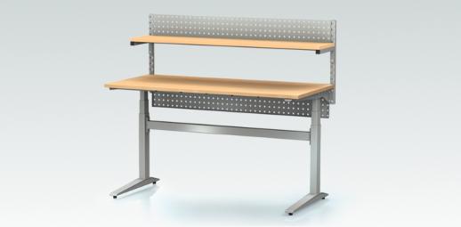 Kovový dílenský, školní a skladový nábytek Technobank - eshop