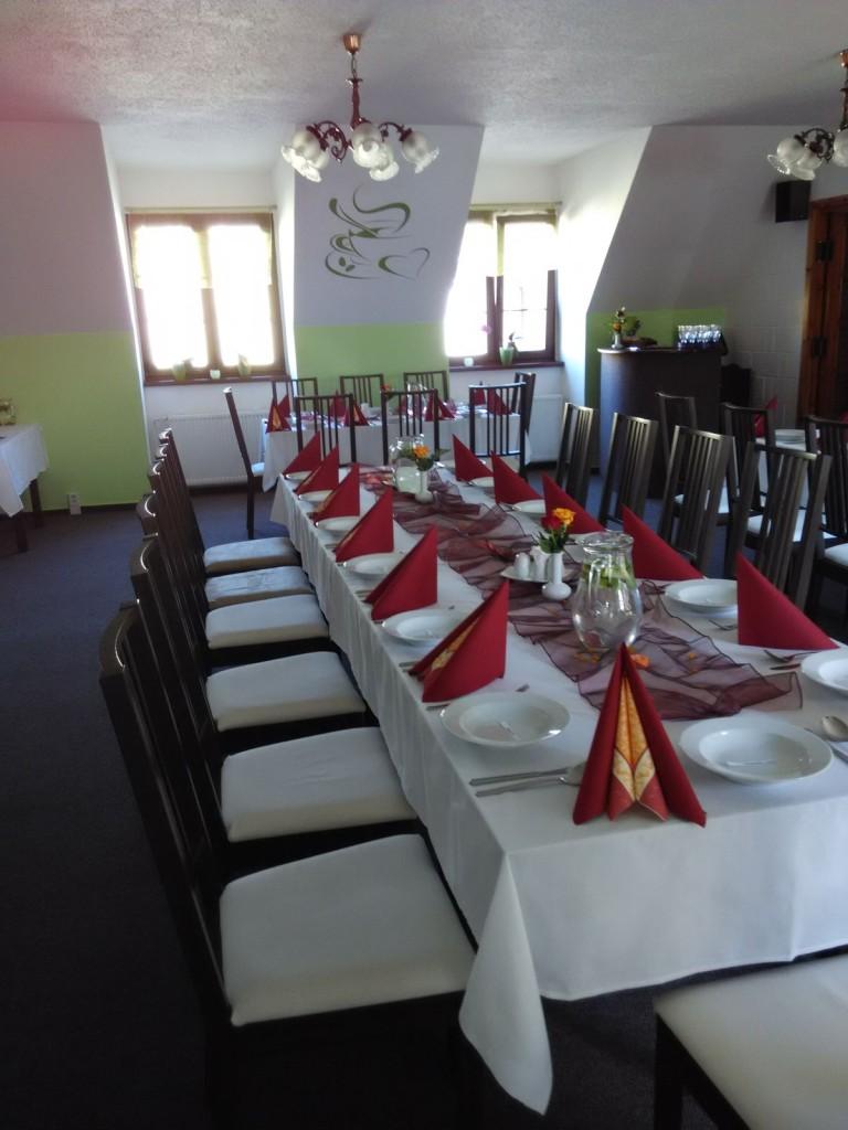 Nekuřácká restaurace Štramberk
