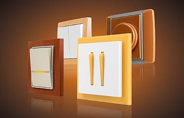 Prodej elektroinstalačního materiálu, instalační lišty, kabely, rozvaděče, svítidla
