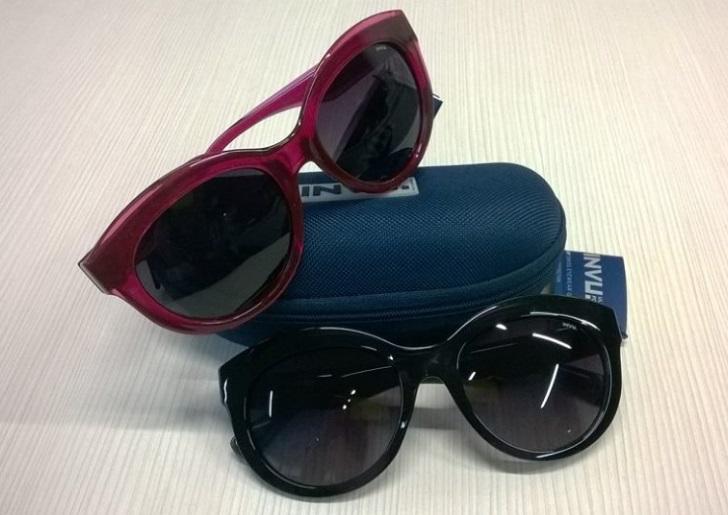 Sluneční brýle Invu s pouzdrem zdarma