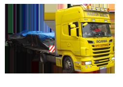 Exportní přeprava zboží