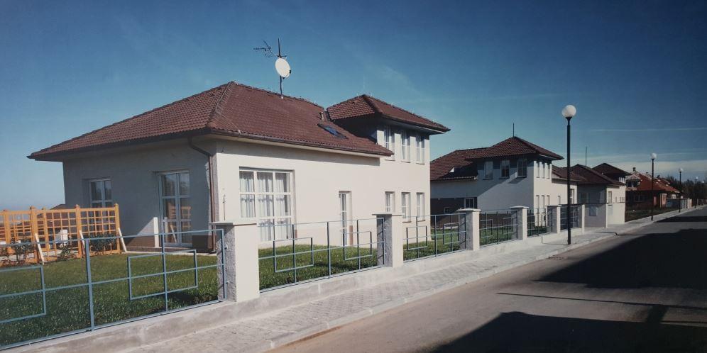 Luxusní rodinné domy a vily včetně interiérů