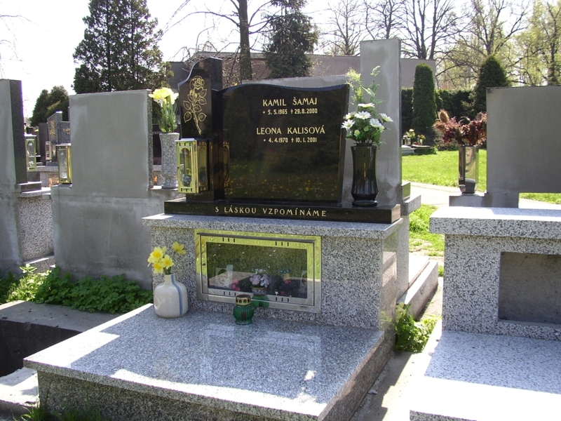 Oprava a renovace hrobu Ostrava