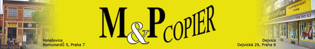 Velkoplošný tisk černobíle i barevně Praha 6 – rychlost provedení a vysoká kvalita