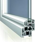 Kvalitní plastová okna z profilů Inoutic Eforte Frenštát