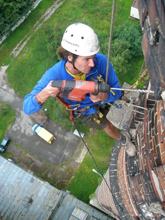 Školení práce ve výškách Plzeň