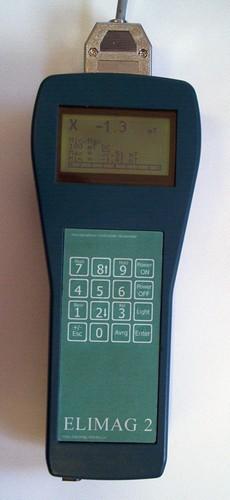Měření magnetických polí Odolena Voda– elektronické přístroje na měření a kontrolu magnetů