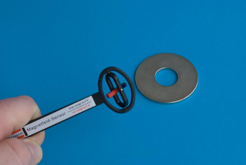 Měření magnetického pole
