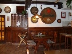 Restaurace v Jetřichovicích