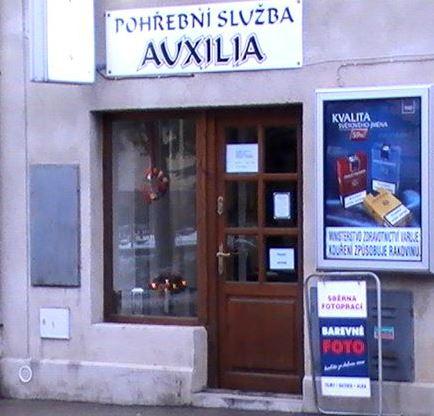 Ukládání uren a rozptyl popela Česká Lípa