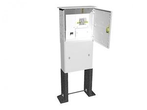 Elektroměrové rozvaděče Rokycany - pilíř