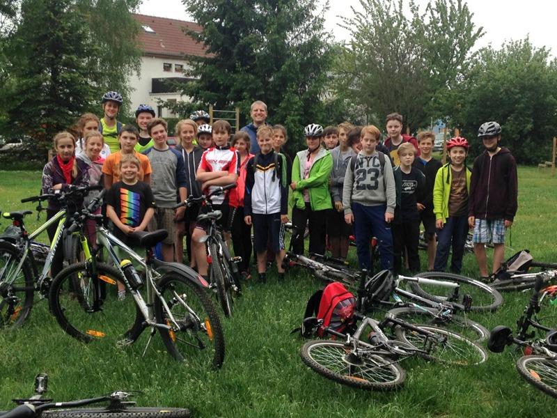 Tyršova základní škola, cyklovýlet