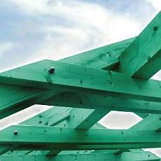 Impregnace stavebního řeziva - proti plísním, dřevokazným houbám a hmyzu