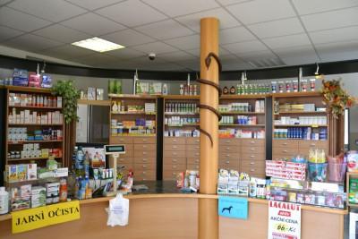 Provoz lékárny, prodej zdravotnického materiálu Moravský Písek