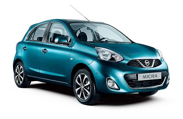 Nový, pohodlný a prostorný vůz Nissan Micra - nízká spotřeba, ideální do města