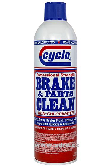 Průmyslové čistící prostředky značky Cyclo