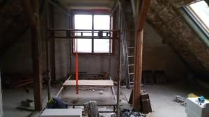 Rekonstrukce, přestavby, stavební úpravy bytů a rodinných domů