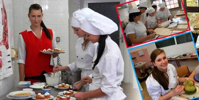 Obor cukrář, výrobce potravin, pekař, řezník Opava