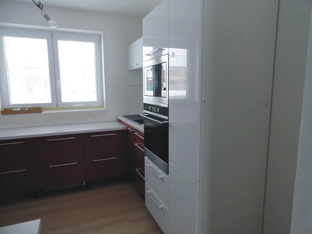 Moderní kuchyně na míru Olomouc, Litove