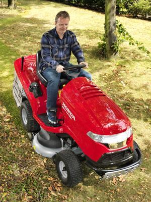zahradní stroje značky Honda Břeclav