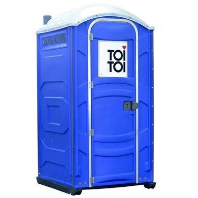 Mobilní toaleta - pronájem a servis
