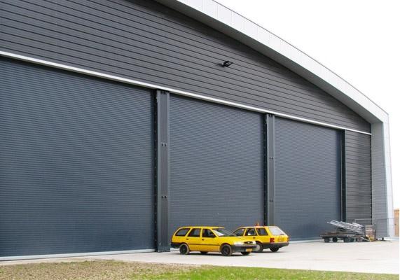 Prodej rychloběžných, garážových a průmyslových vrat od českého výrobce