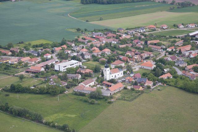 Obec Osice v okrese Hradec Králové